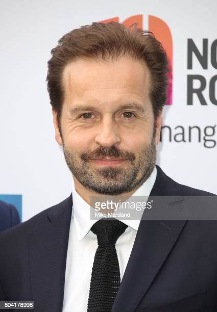 Alfie Boe attends Nordoff Robbins O2 Silver Clef awards at The Grosvenor House Hotel on June 30 2017 in London England