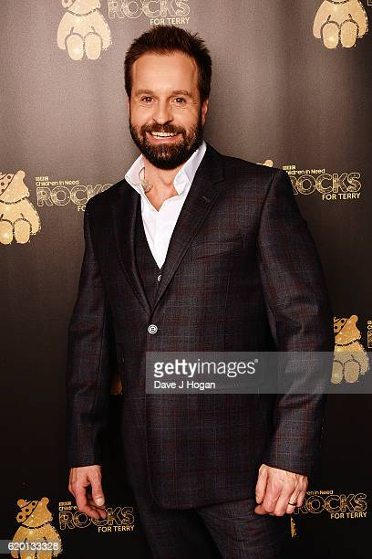 Alfie Boe supports BBC Children in Need Rocks for Terry at Royal Albert Hall on November 1 2016 in London England
