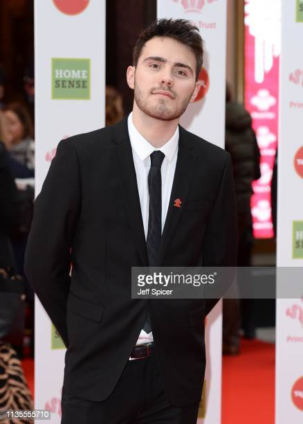 Alfie Deyes attends The Prince's Trust TKMaxx and Homesense Awards at The Palladium on March 13 2019 in London England