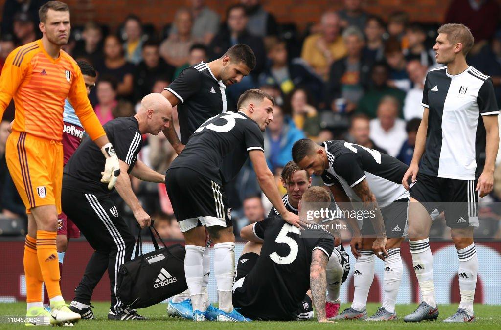 Fulham v West Ham United - Pre-Season Friendly : News Photo