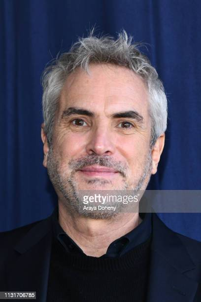 Alfonso Cuarón at the 2019 Film Independent Spirit Awards on February 23, 2019 in Santa Monica, California.