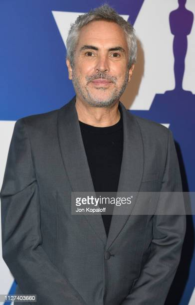 Alfonso Cuarón attends the 91st Oscars Nominees Luncheon at The Beverly Hilton Hotel on February 04 2019 in Beverly Hills California