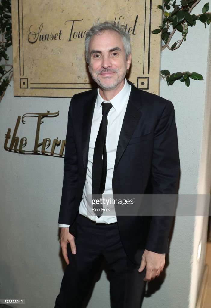 Alfonso Cuaron attends a special event hosted by Paramount Pictures' Jim Gianopulos with stars from the studio's films on Saturday, November 11th at The Tower Bar in West Hollywood, California.