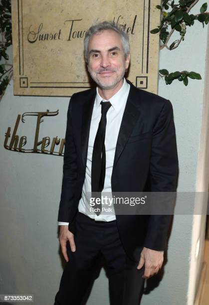 Alfonso Cuaron attends a special event hosted by Paramount Pictures' Jim Gianopulos with stars from the studio's films on Saturday November 11th at...