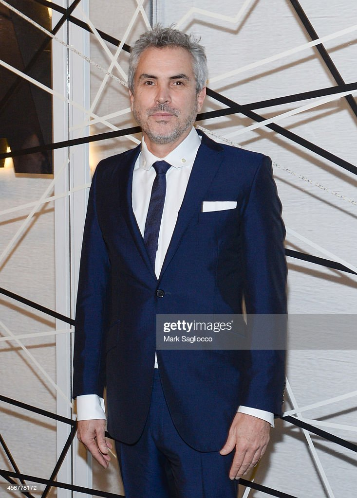 The Museum Of Modern Art Film Benefit's Tribute To Alfonso Cuaron