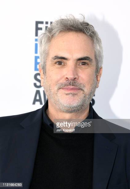 Alfonso Cuaron attends the 2019 Film Independent Spirit Awards on February 23 2019 in Santa Monica California
