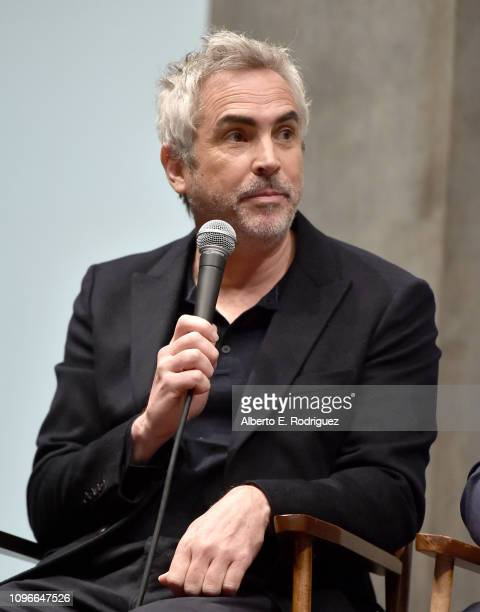 Alfonso Cuaron attends the 2019 PGA Nominees Breakfast on January 19 2019 in Beverly Hills California