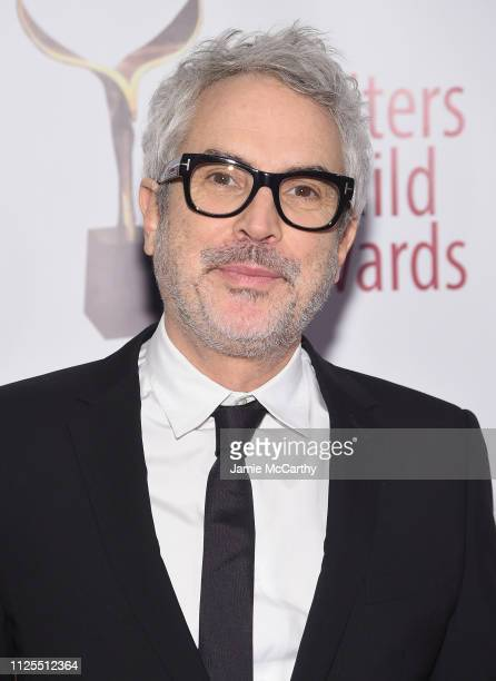 Alfonso Cuaron attends the 71st Annual Writers Guild Awards New York ceremony at Edison Ballroom on February 17 2019 in New York City