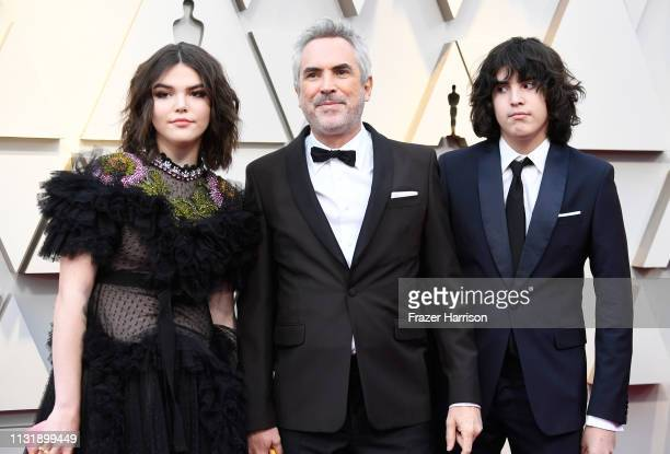 Alfonso Cuaron attends the 91st Annual Academy Awards at Hollywood and Highland on February 24 2019 in Hollywood California