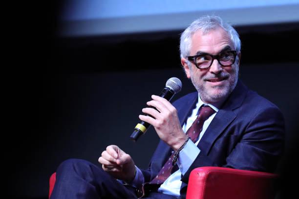 ITA: Alfonso Cuaron Close Encounter - 16th Rome Film Fest 2021