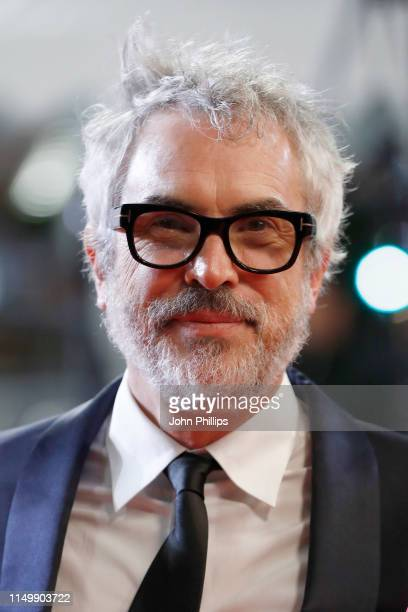 """Alfonso Cuaron attends the screening of """"Too Old To Die Young"""" during the 72nd annual Cannes Film Festival on May 17, 2019 in Cannes, France."""