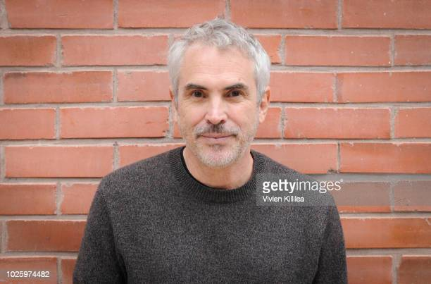 Alfonso Cuaron attends the Telluride Film Festival 2018 on September 1 2018 in Telluride Colorado