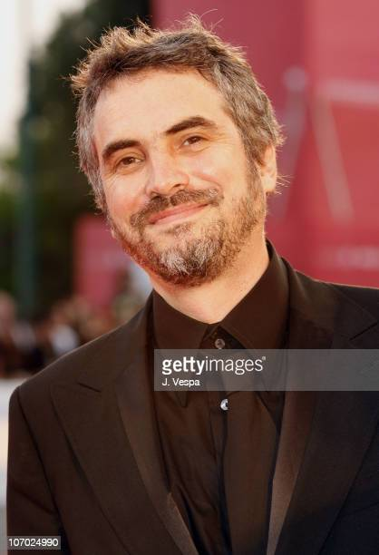 Alfonso Cuaron director during The 63rd International Venice Film Festival 'Children of Men' Premiere Red Carpet and Inside at Palazzo del Cinema in...
