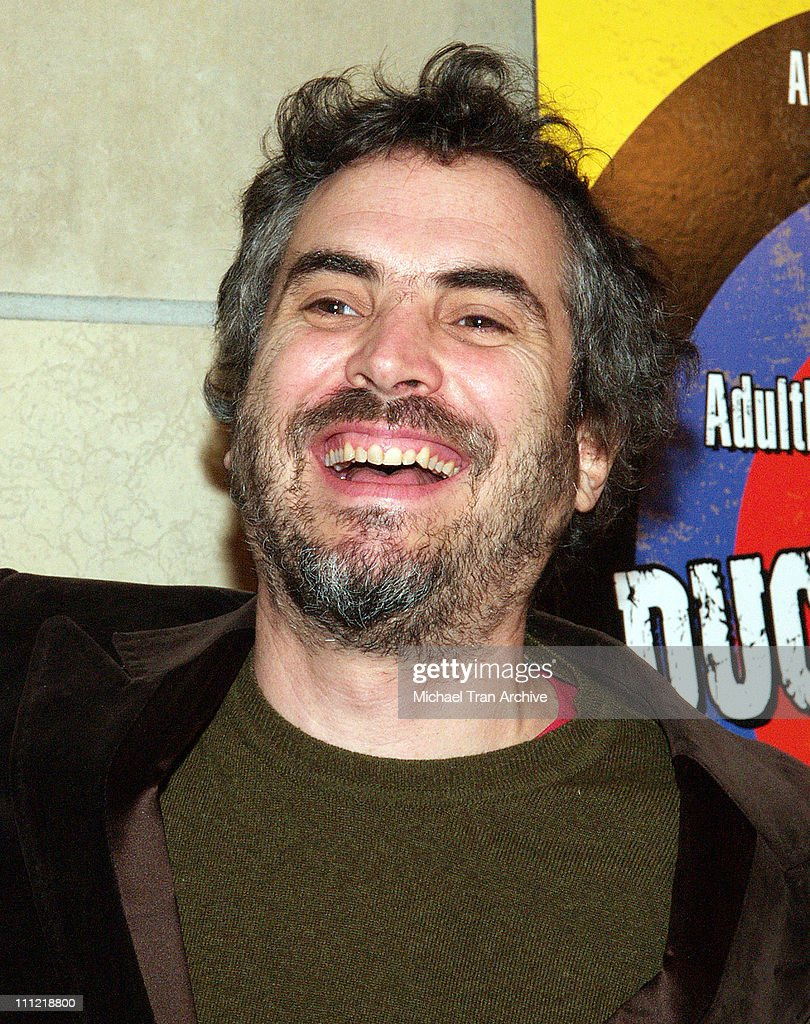 Alfonso Cuaron during 'Duck Season' Los Angeles Premiere - Arrivals at CalArts Redcat Theater At Walt Disney Concert Hall in Los Angeles, United States.