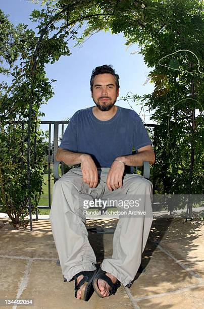 Alfonso Cuaron during IFP/West Los Angeles Film Festival Filmmakers' Retreat Portraits at Ojai Valley Inn and Spa in Ojai California United States