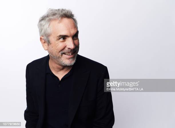 Alfonso Cuaron poses for a portrait at The BAFTA Tea Party on January 5 2019 in Beverly Hills California