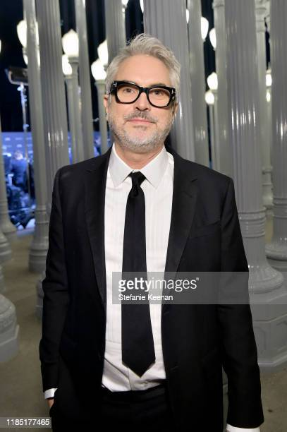 Alfonso Cuaron wearing Gucci attends the 2019 LACMA Art Film Gala Presented By Gucci at LACMA on November 02 2019 in Los Angeles California
