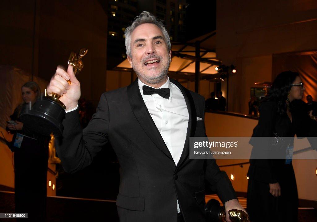 91st Annual Academy Awards - Governors Ball : Fotografía de noticias