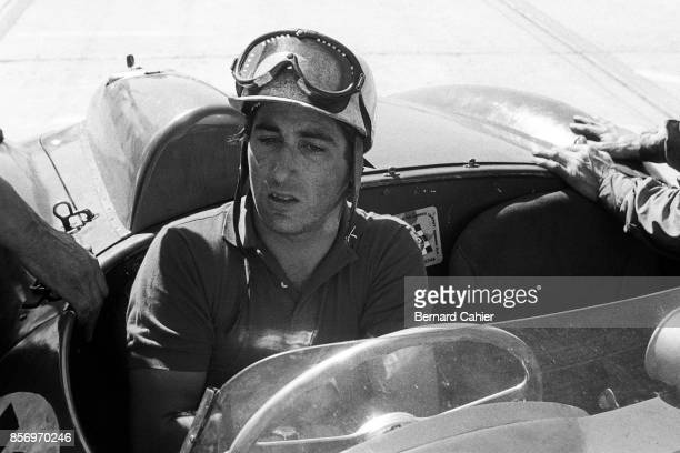 Alfonso de Portago Ferrari 315S 12 Hours of Sebring Sebring 23 March 1957
