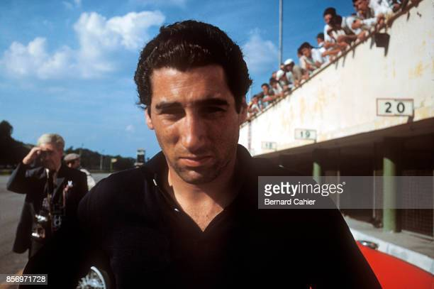 Alfonso de Portago Grand Prix of Italy Autodromo Nazionale Monza 02 September 1956