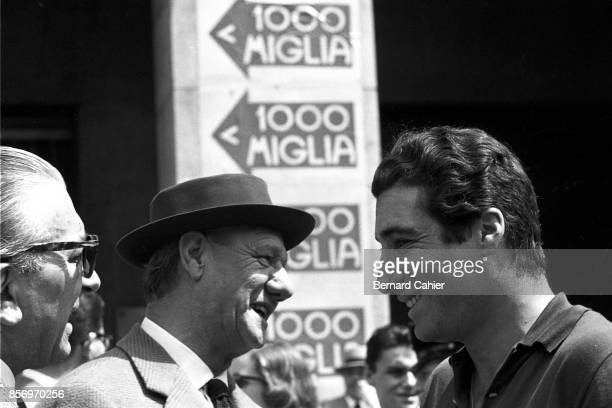 Alfonso de Portago Mille Miglia Italy 05 December 1957