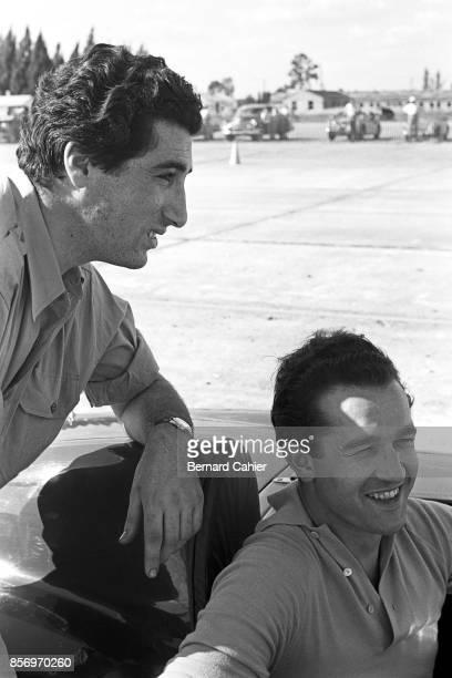 Alfonso de Portago Umberto Maglioli Ferrari 750 Monza 12 Hours of Sebring Sebring 13 March 1955