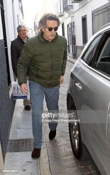 Alfonso Diez is seen on December 04 2014 in Sanlucar Spain