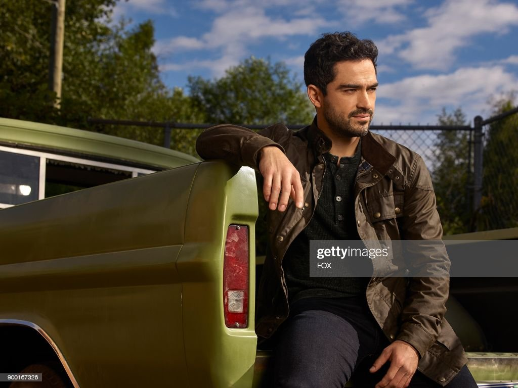 Alfonso Herrera as Father Tomas in THE EXORCIST premiering Friday, Sept. 29 (9:00-10:00 PM ET/PT) on FOX.