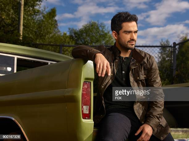 Alfonso Herrera as Father Tomas in THE EXORCIST premiering Friday Sept 29 on FOX