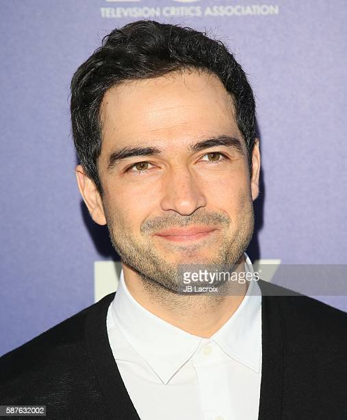 Alfonso Herrera attends the FOX Summer TCA Press Tour on August 8 2016 in Los Angeles California