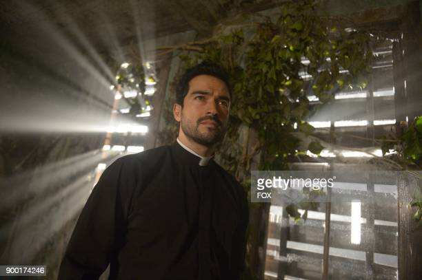 Alfonso Herrera in the season finale 'Unworthy' episode of THE EXORCIST airing Friday Dec 15 on FOX
