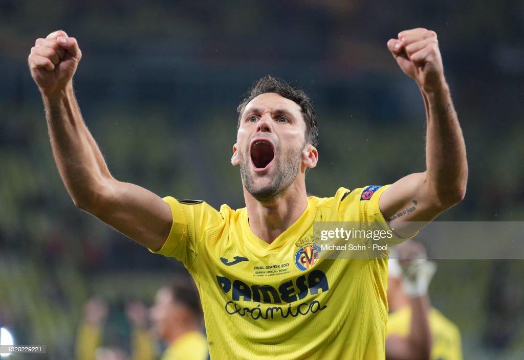 Villarreal CF v Manchester United - UEFA Europa League Final : ニュース写真