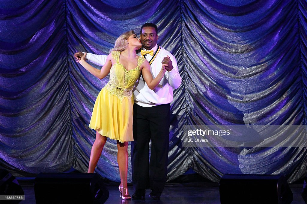 """""""Dancing With The Stars: Live!"""" - Los Angeles, CA : News Photo"""