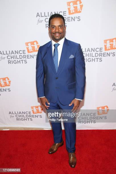 Alfonso Ribeiro attends The Alliance For Children's Rights 28th Annual Dinner at The Beverly Hilton Hotel on March 05 2020 in Beverly Hills California
