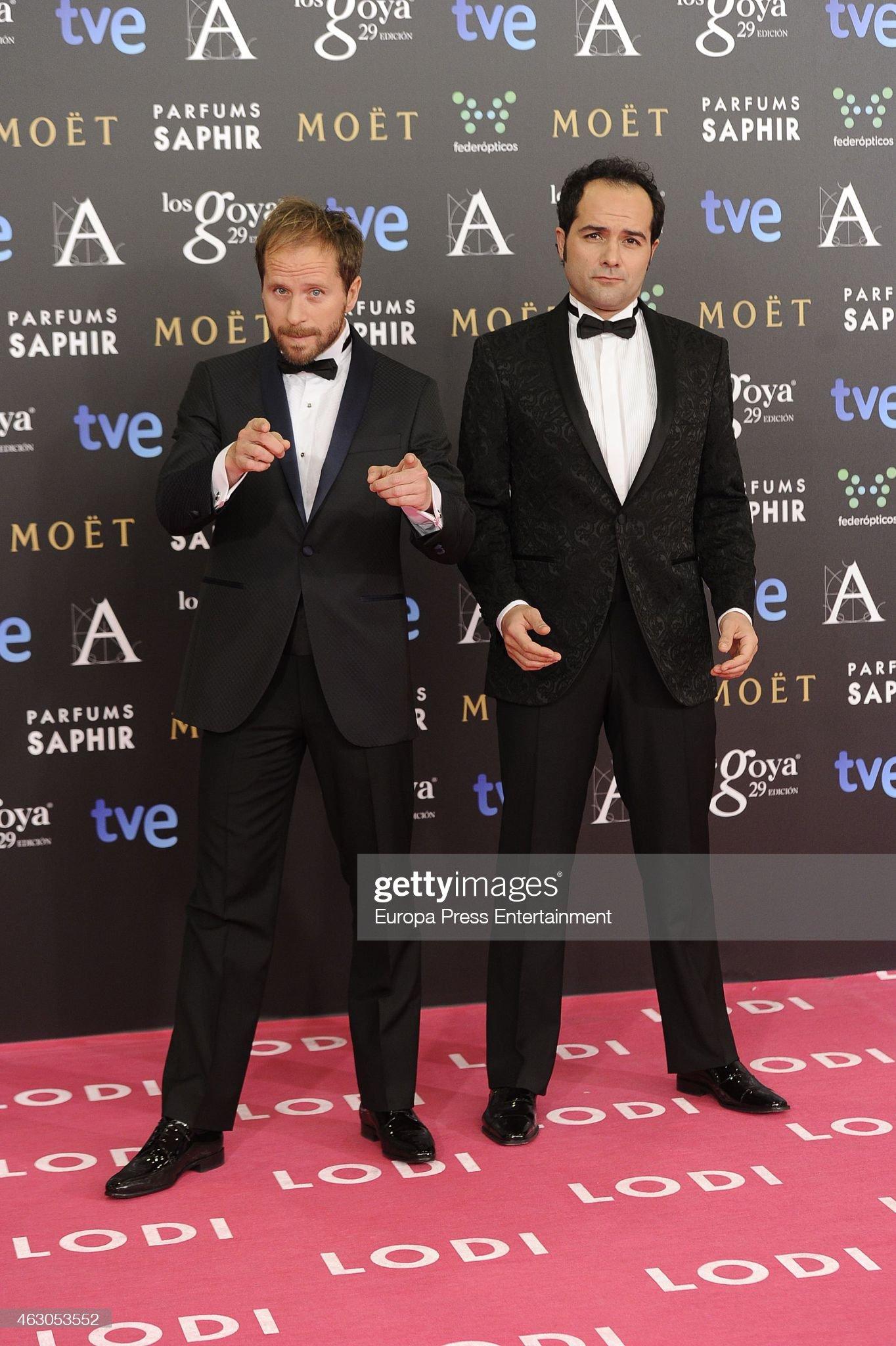 ¿Cuánto mide Alfonso Sánchez? - Altura Alfonso-sanchez-and-alberto-lopez-los-compadres-attend-goya-cinema-picture-id463053552?s=2048x2048