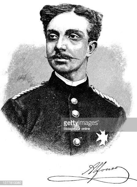 Alfonso XII, Alfonso Francisco de Asis Fernando Pio Juan Maria de la Concepcion Gregorio Pelayo; 28 November 1857 - 25 November 1885, also known as...