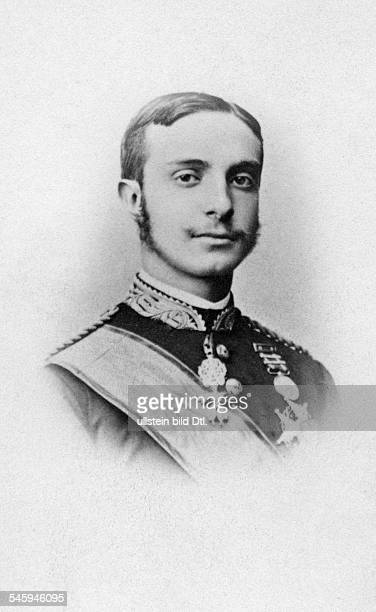 Alfonso XII of Spain, *28.11.1857-25.11.1885+,Spanish king 1874-1885, portrait, date unknown