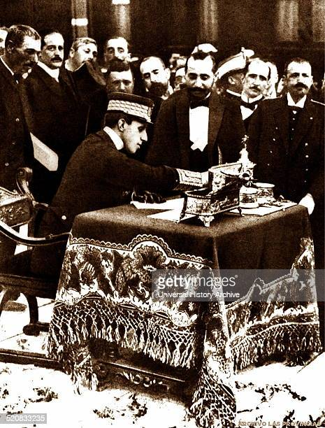 Alfonso XIII was King of Spain from 1886 until 1931