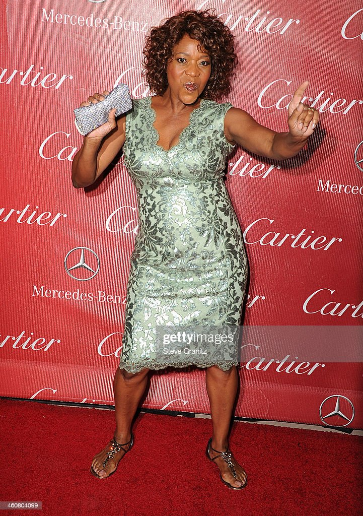 Alfre Woodard arrives at the 25th Annual Palm Springs International Film Festival Awards Gala at Palm Springs Convention Center on January 4, 2014 in Palm Springs, California.