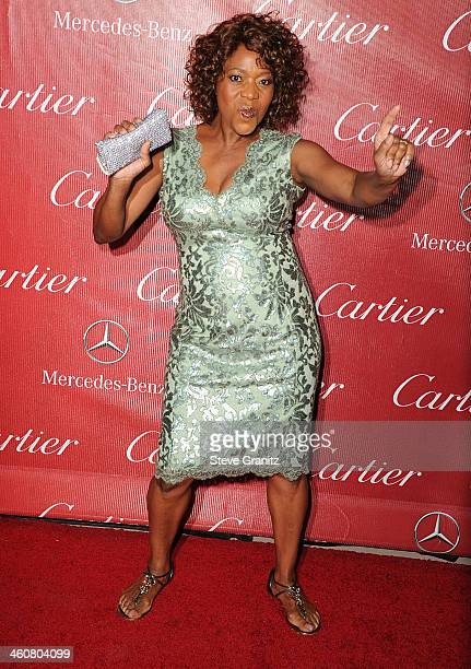 Alfre Woodard arrives at the 25th Annual Palm Springs International Film Festival Awards Gala at Palm Springs Convention Center on January 4 2014 in...