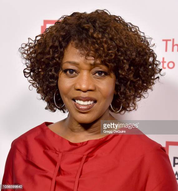 Alfre Woodard arrives at the PEN America 2018 LitFest Gala at the Beverly Wilshire Four Seasons Hotel on November 2, 2018 in Beverly Hills,...