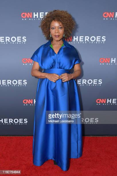 Alfre Woodard attends CNN Heroes at the American Museum of Natural History on December 08, 2019 in New York City.