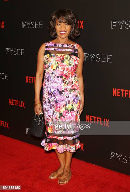 Alfre Woodard attends Netflix's 'A Series Of Unfortunate Events' FYC event held at Netflix FYSee Space on June 9 2017 in Beverly Hills California