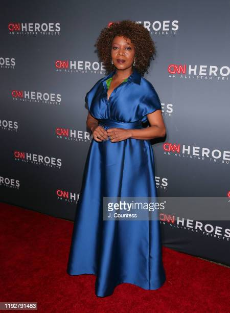 Alfre Woodard attends the 13th Annual CNN Heroes at the American Museum of Natural History on December 08, 2019 in New York City.