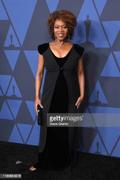 Alfre Woodard attends the Academy Of Motion Picture Arts And Sciences' 11th Annual Governors Awards at The Ray Dolby Ballroom at Hollywood & Highland...