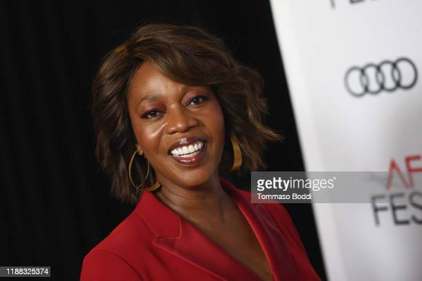 """Alfre Woodard attends the AFI FEST 2019 Presented By Audi – """"Clemency"""" Premiere at TCL Chinese 6 Theatres on November 17, 2019 in Hollywood,..."""