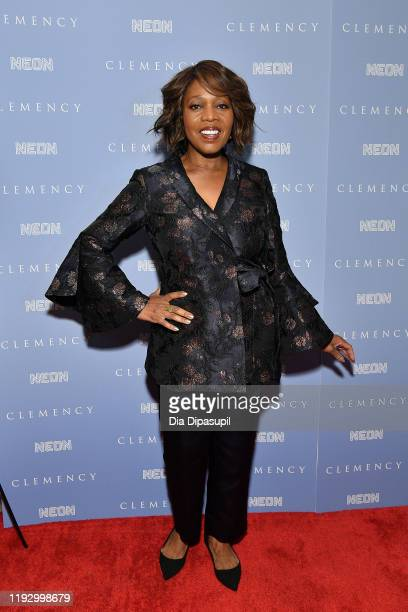 """Alfre Woodard attends the """"Clemency"""" New York screening at the Whitby Hotel on December 09, 2019 in New York City."""