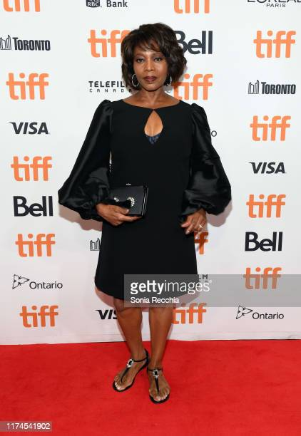 """Alfre Woodard attends the """"Clemency"""" premiere during the 2019 Toronto International Film Festival at Roy Thomson Hall on September 13, 2019 in..."""