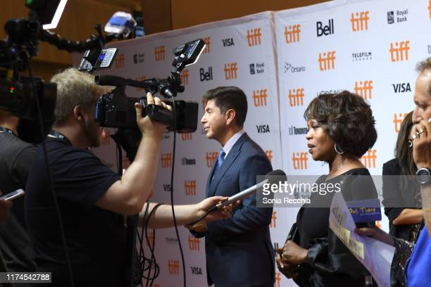 Alfre Woodard attends the Clemency premiere during the 2019 Toronto International Film Festival at Roy Thomson Hall on September 13 2019 in Toronto...