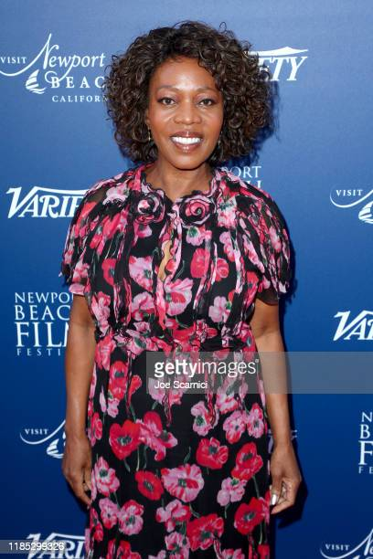 Alfre Woodard attends the Newport Beach Film Festival Fall Honors And Variety's 10 Actors To Watch presented by Visit Newport Beach and the Newport...
